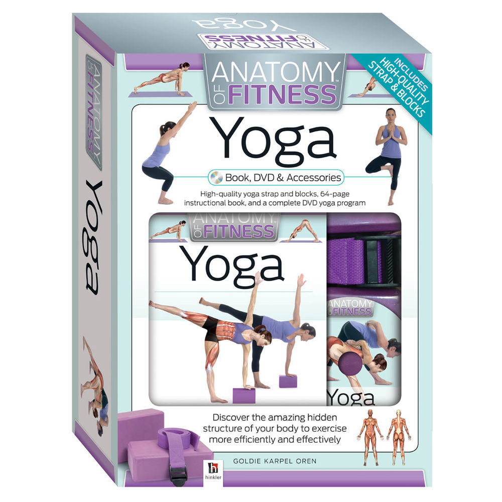 Purchase Anatomy of Yoga by Goldie Oren
